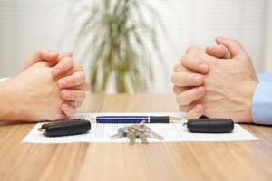 養育費と離婚協議書に関する写真