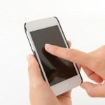 事故現場の証拠に活躍するスマートフォン