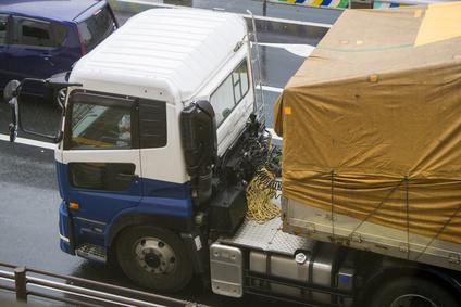 36(サブロク)協定、36協定の問題点について、運送業の写真